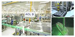 承認されたデータはメキシコの製造工場へ送られます。