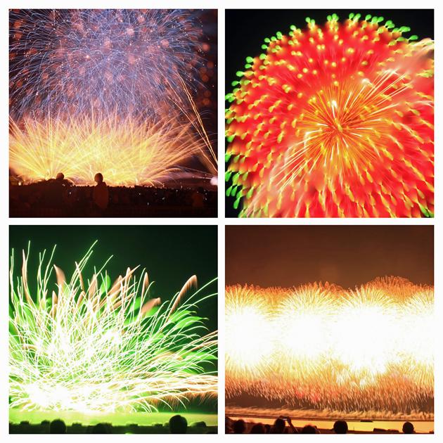 ぎおん柏崎海の大花火大会