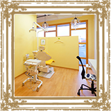 診療室です。全ての診療室が個室です。/みやび矯正歯科医院