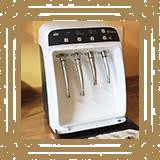 ハンドピースは専用の機械を使用して毎回注油、洗浄し、滅菌しています。/みやび矯正歯科医院